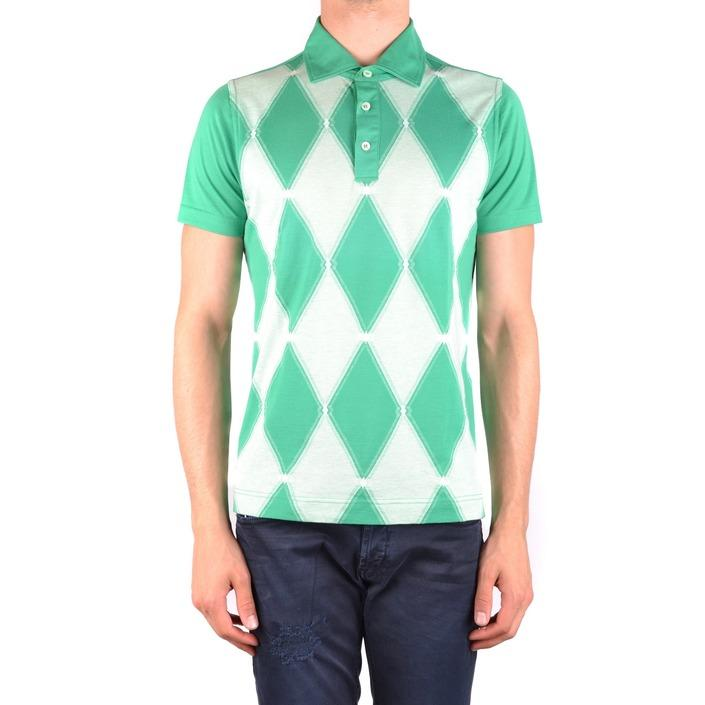 Ballantyne Men's Polo Shirt Green 163399 - green S