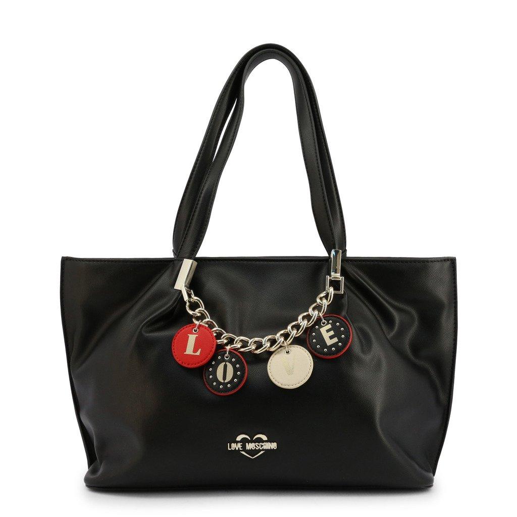 Love Moschino Women's Shoulder Bag Various Colours JC4224PP0BKD - black NOSIZE