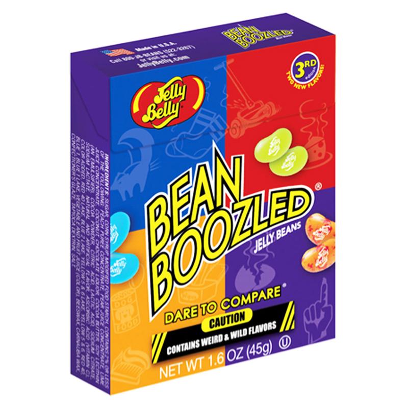 "Godisask ""Bean Boozled"" 45g - 47% rabatt"