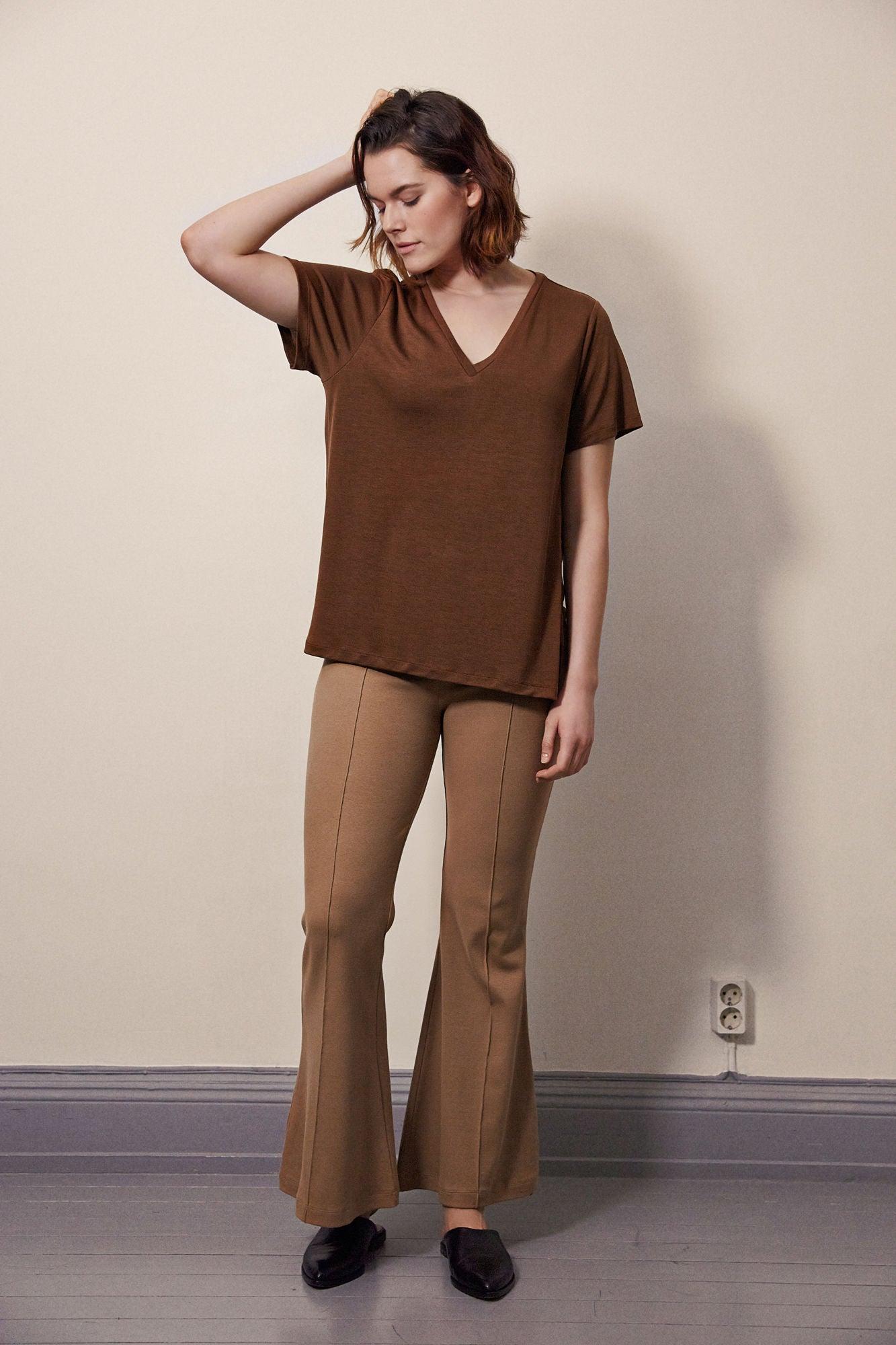 Boob T-Shirt, Cinnamon S