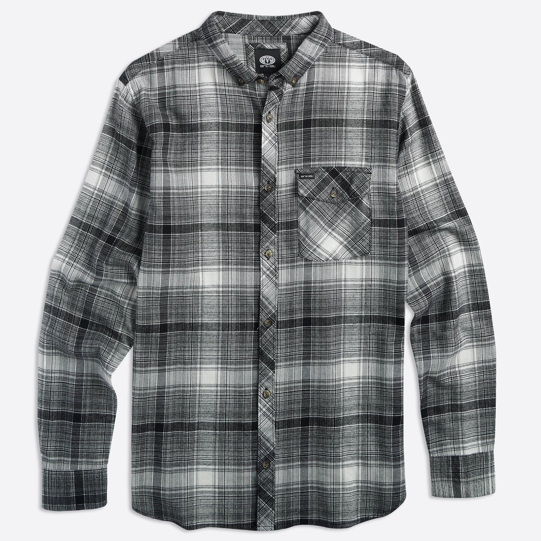Animal Clothing Men's Shadow Shirt Various Colours 5057652286998 - S Grey