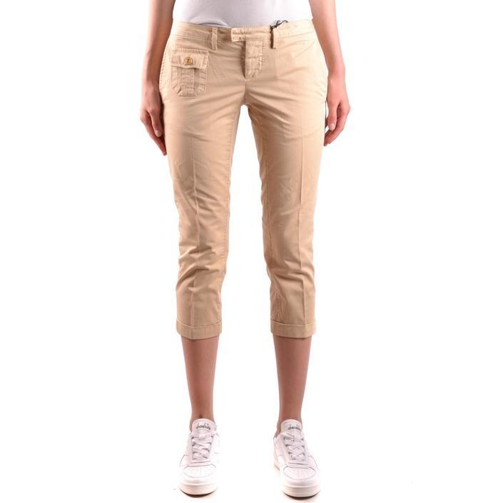 Dsquared Women's Trouser Beige 161761 - beige 44