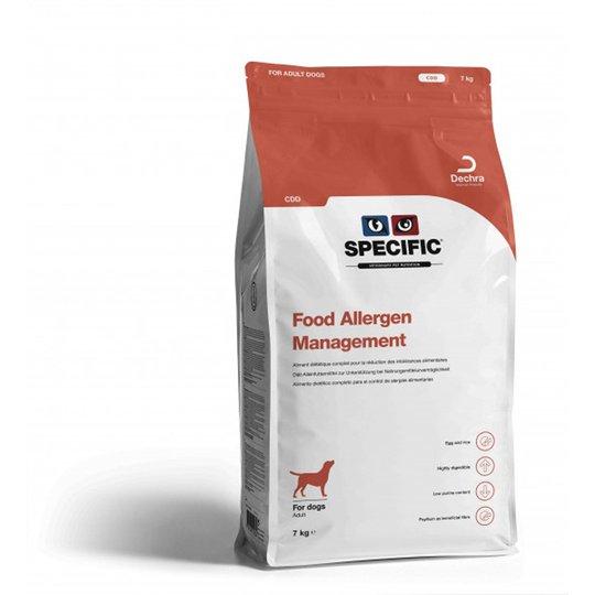 Specific Food Allergy Management CDD (7 kg)