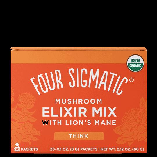 Lion's Mane Mushroom Elixir Mix