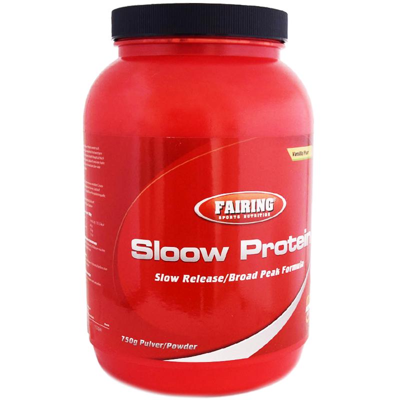 "Proteinpulver ""Vanilla & Pear"" 750g - 50% rabatt"