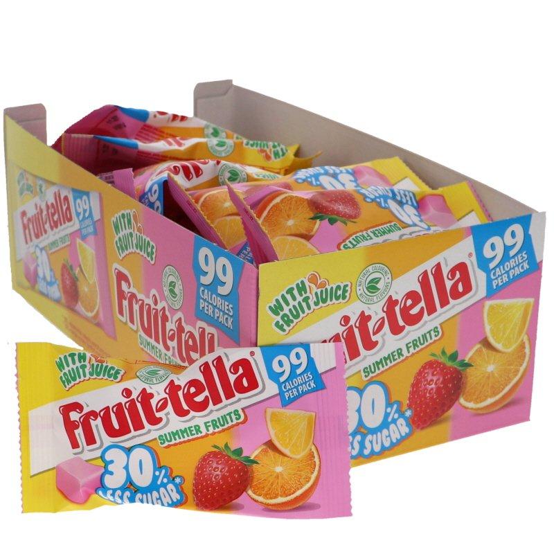 Hel Låda Fruktkola Fruktmix - 35% rabatt