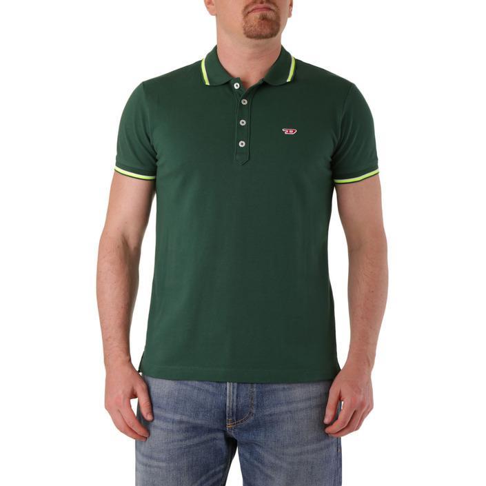Diesel Men's Polo Shirt Green 283942 - green L