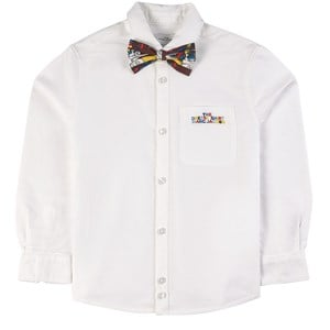 The Marc Jacobs Bow Tie Skjorta Vit 2 år