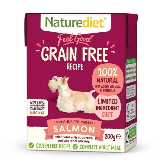Naturediet Grain Free Lax (200 g)