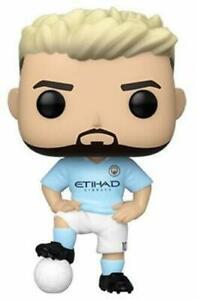 Funko POP! - Football: Manchester City - Sergio Agüero (42789)