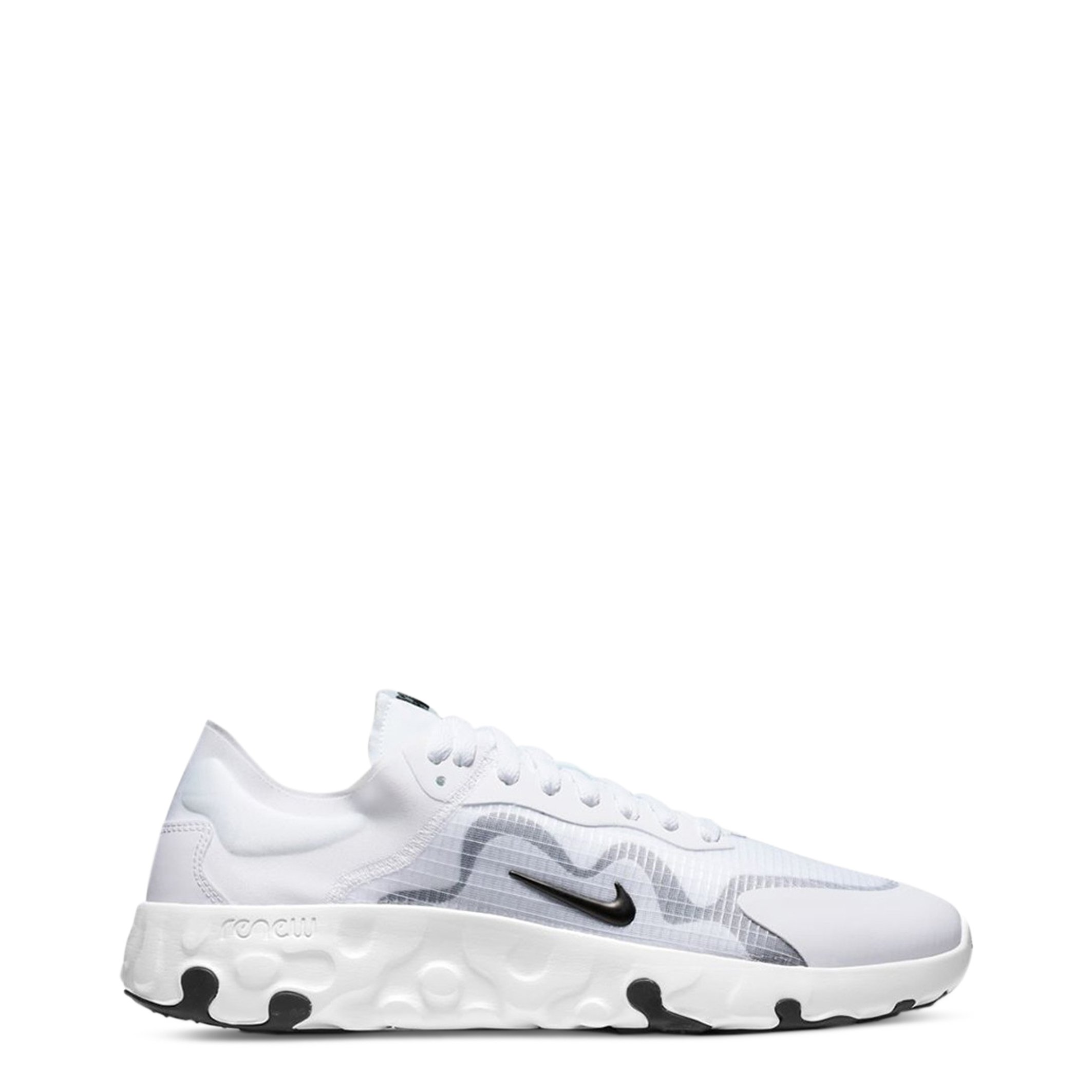 Nike Men's Renew Lucent Trainers Various Colours BQ4235 - white US 12