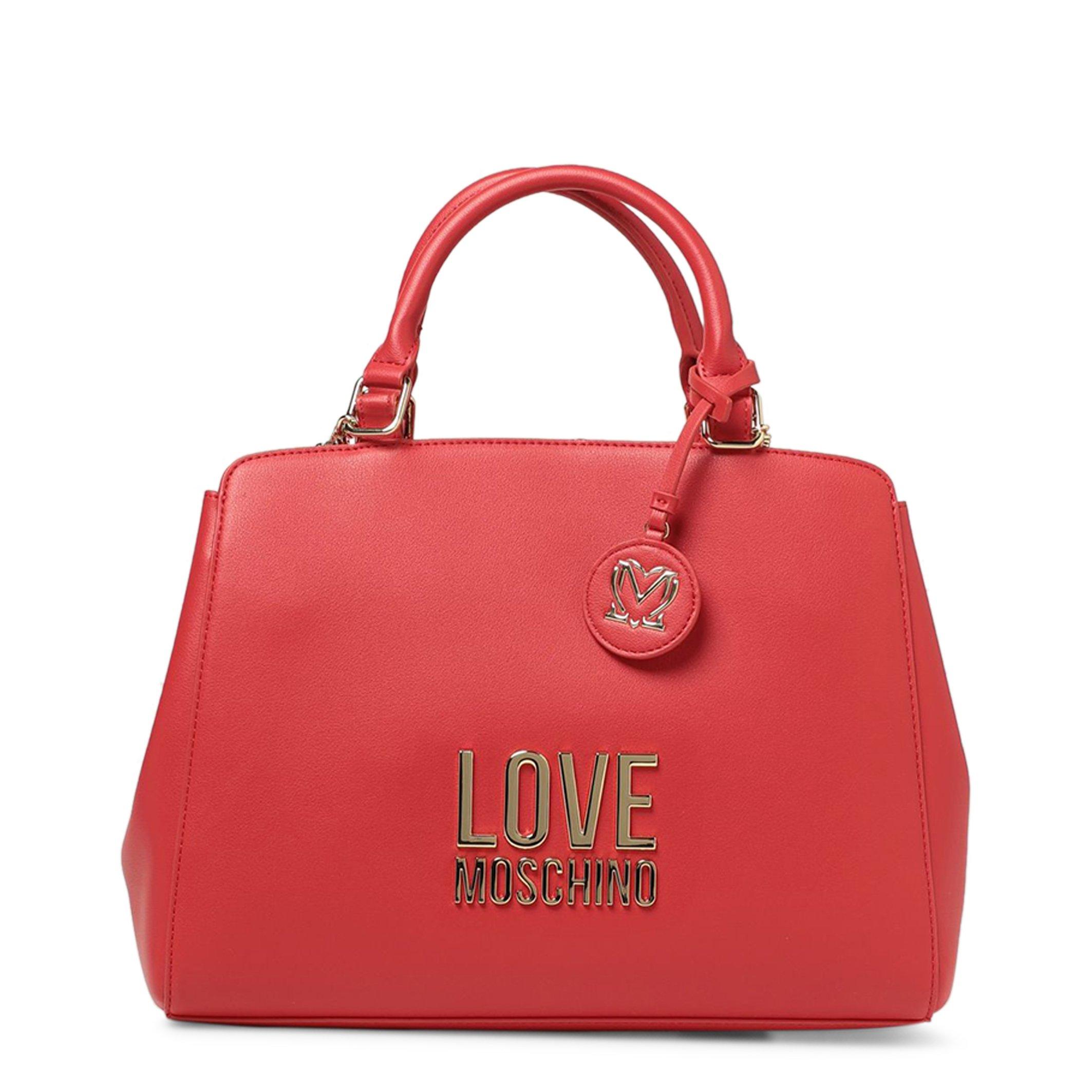 Love Moschino Women's Shoulder Bag Various Colours JC4192PP1DLJ0 - red NOSIZE