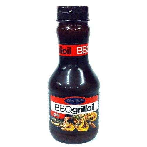 BBQ grilloil chili - 37% rabatt