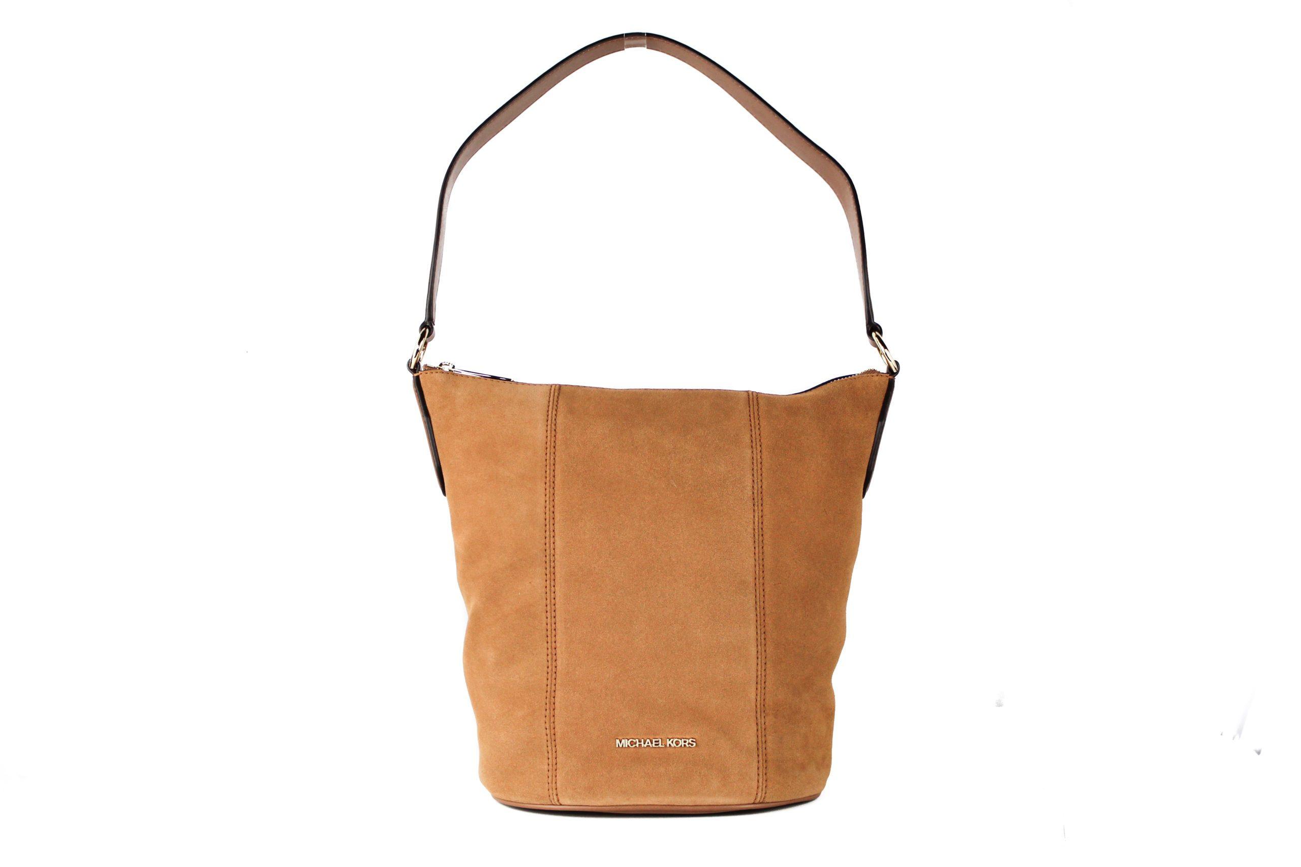 Michael Kors Women's Brooke Crossbody Bag Brown 22450