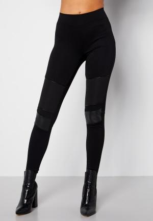 Happy Holly Allison biker leggings Black 40/42