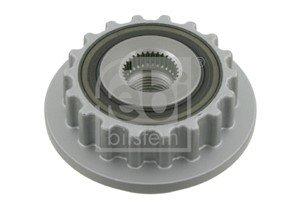 Frihjul, AC-kompressor