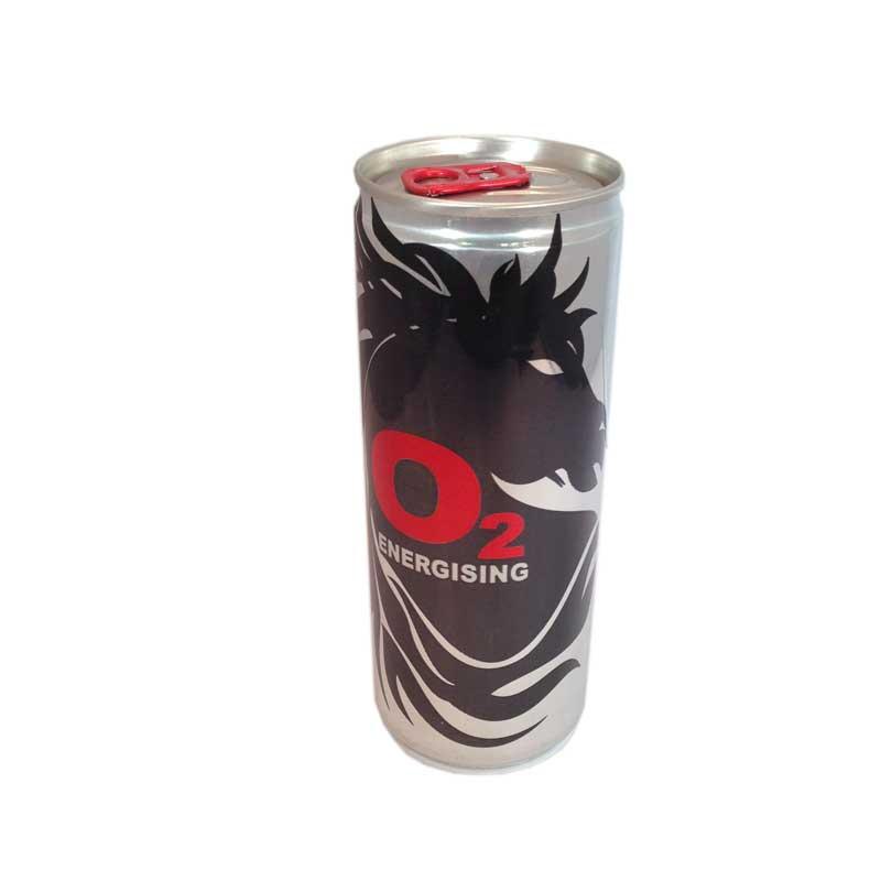 Energidryck, O2 - 30% rabatt