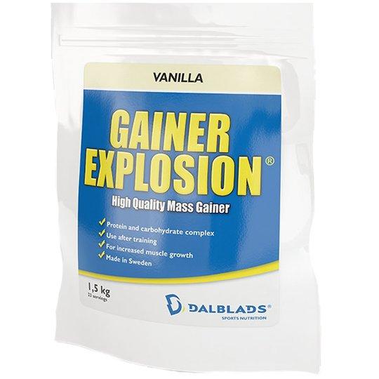 Protein- & Kolhydratmix Vanilj 1,5kg - 57% rabatt