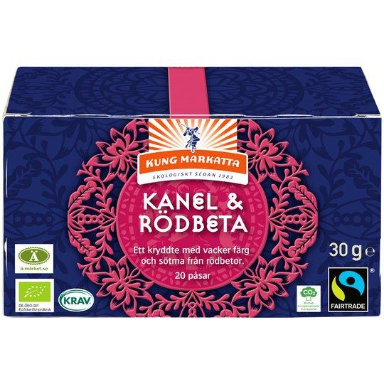 Eko Kryddte Kanel & Rödbeta - 21% rabatt