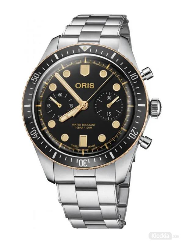 ORIS Divers Sixty-Five Chronograph 43mm 771-7744-4354-07-8-21-18