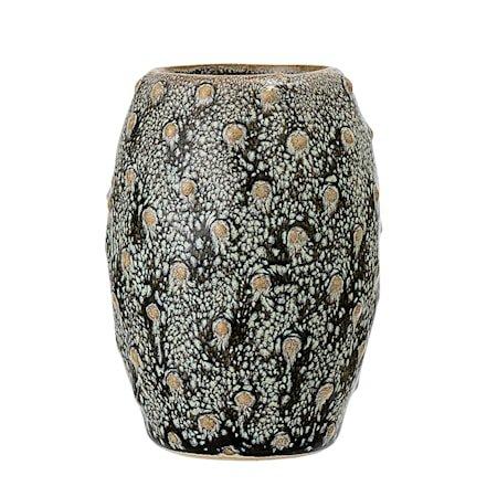 Vase Stone Green Ø6,5x9 cm