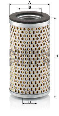 Ilmansuodatin MANN-FILTER C 713
