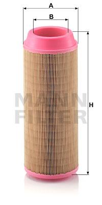 Ilmansuodatin MANN-FILTER C 14 200