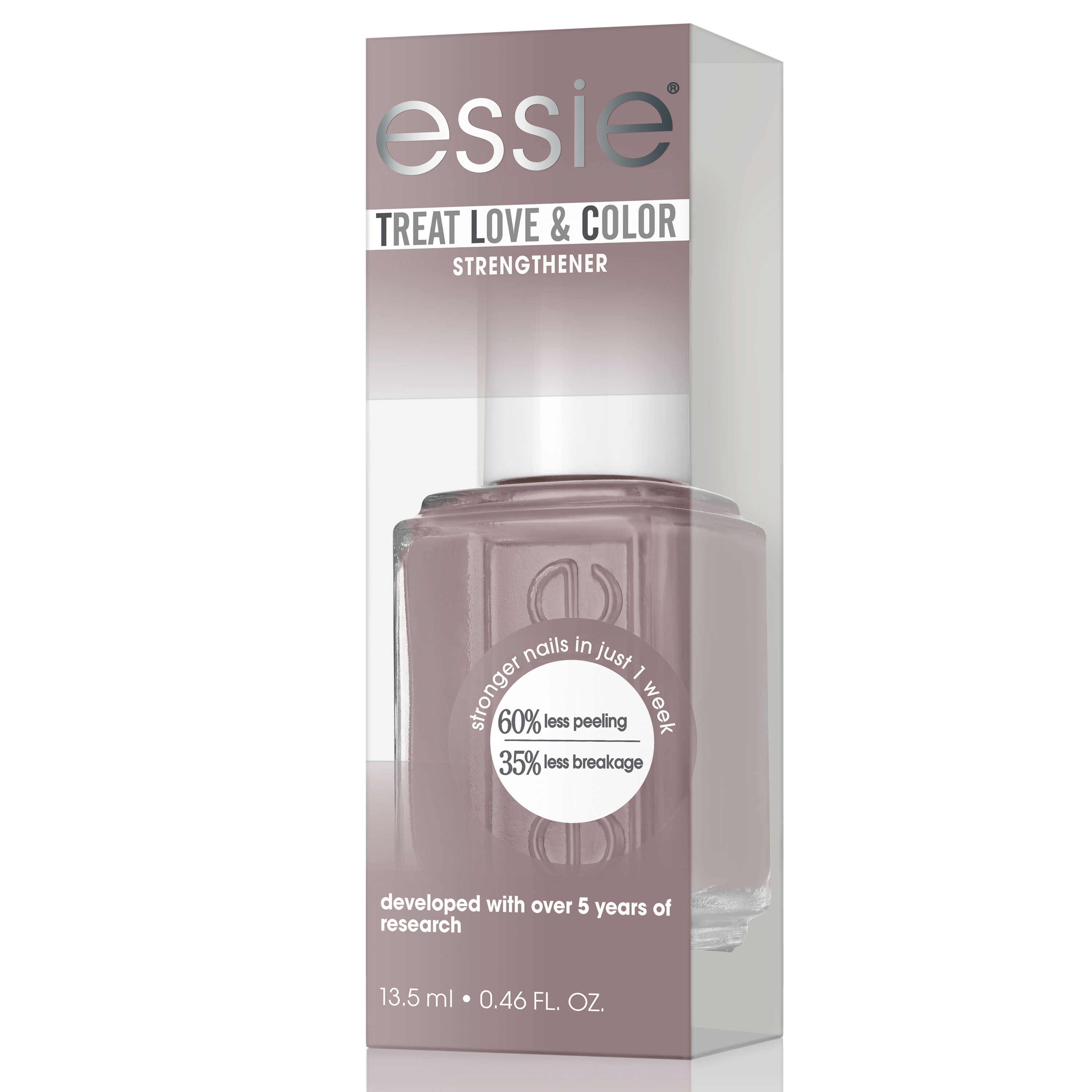 Essie - Treat Love & Color Strengthener 13,5 ml - 90 On the Mauve