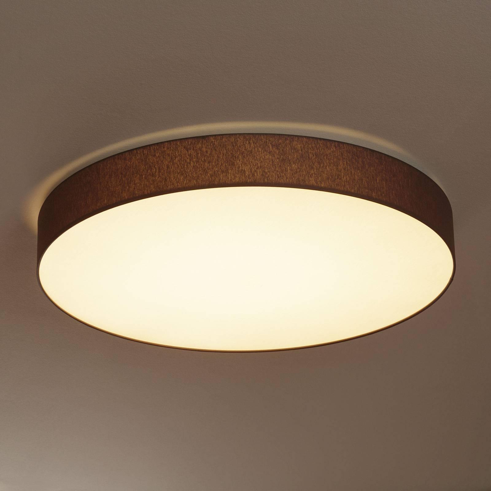 LED-kattovalaisin Luno sintsivarjostimella