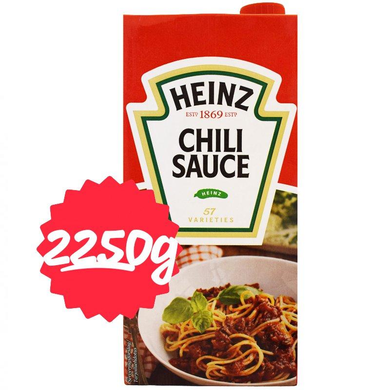 Tomaattikastike Chili 2250g - 60% alennus