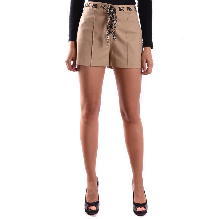 Michael Kors Women's Shorts Beige 161373 - beige 42