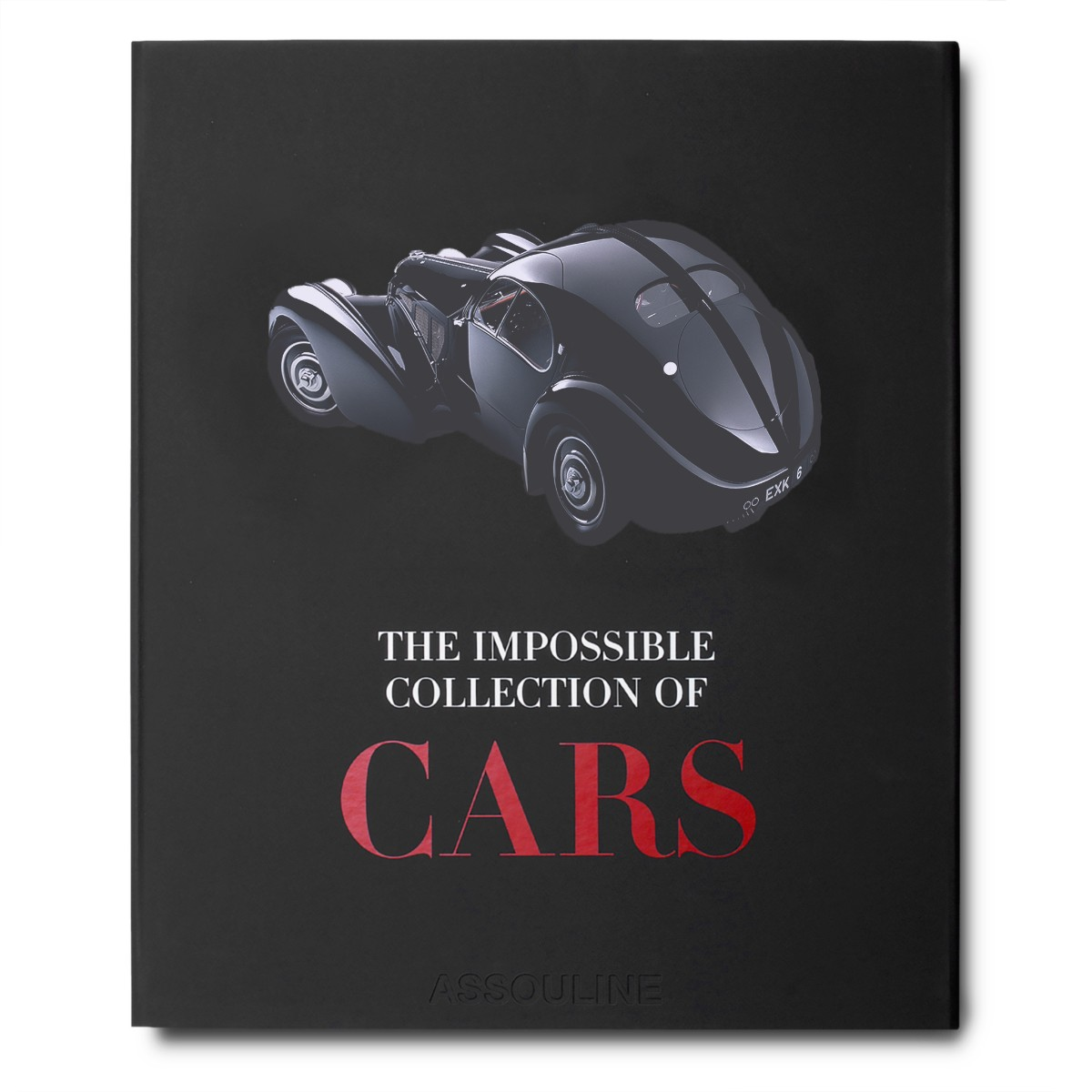 Assouline   Cars   The Impossible Collection