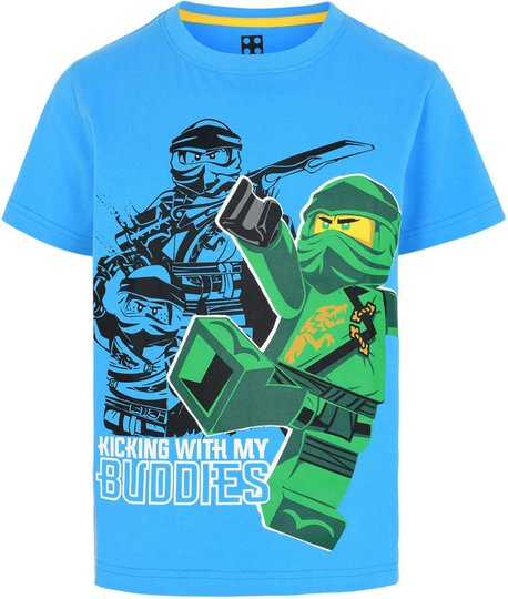 LEGO Collection T-Shirt, Blue, 104