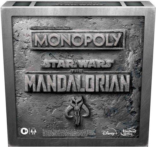 Hasbro Spill Monopol Mandolorian ENG