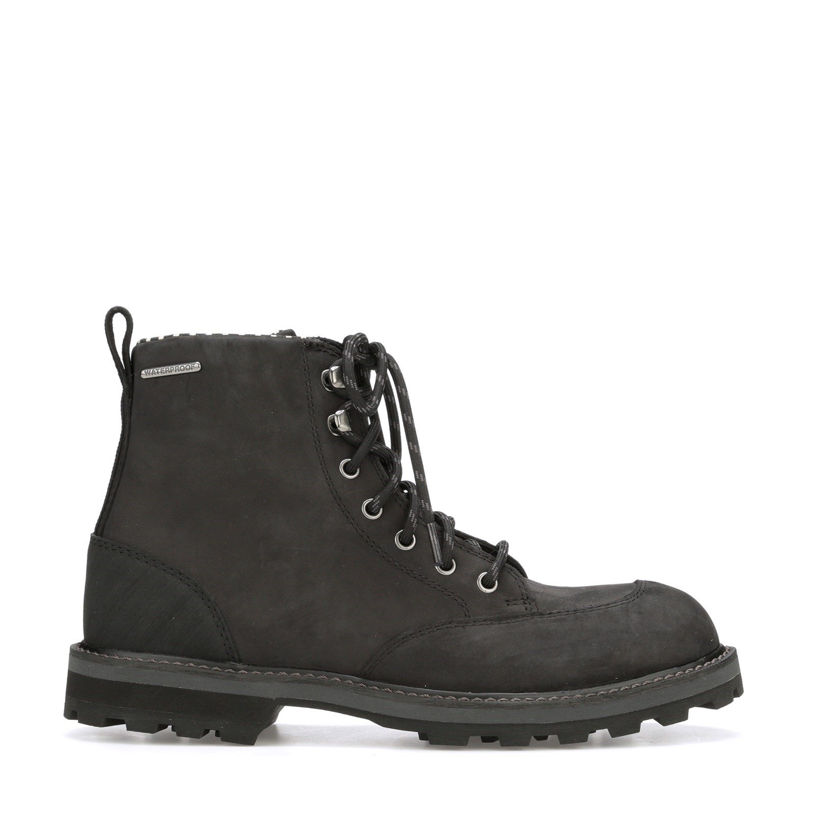 Muck Boots Men's Foreman Boot Black 31854 - Black 8