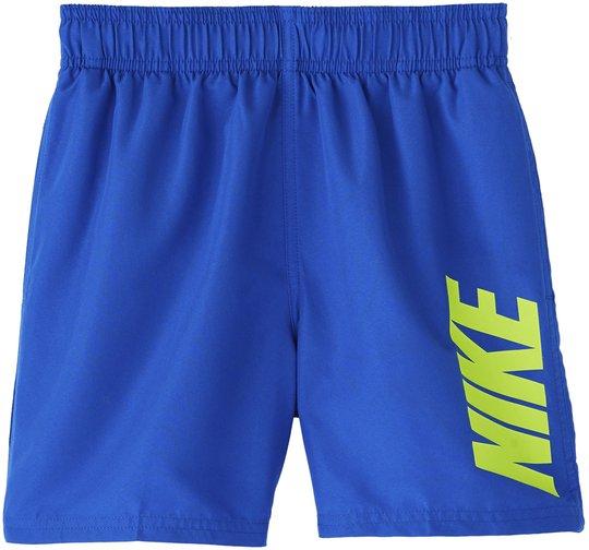 Nike Swim 4 tum Volley Badeshorts, Hyper Royal XL