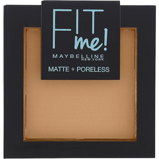 Maybelline Fit Me Matte + Poreless Powder, 9 g Maybelline Puuteri