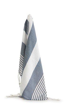 Hamam Håndkle ECO Blå 50x70 cm