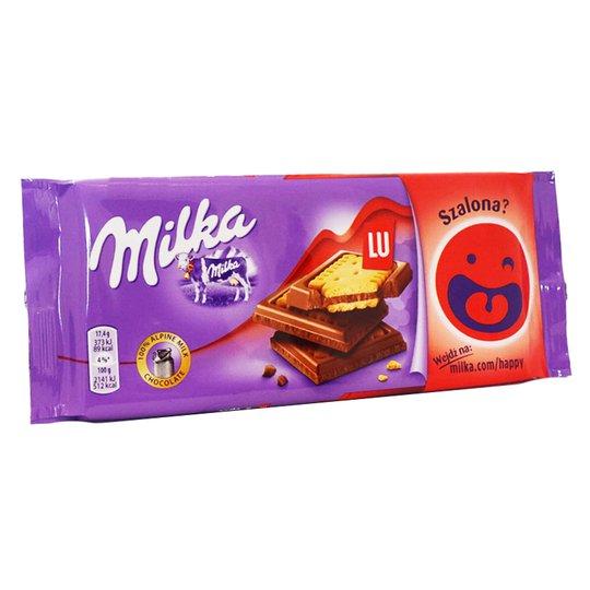 Mjölkchoklad Kex - 21% rabatt