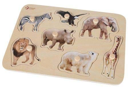 Classic World Pussel Safari