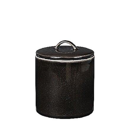 Oppbevaringskrukke 100 cl Lav, Nordic Coal