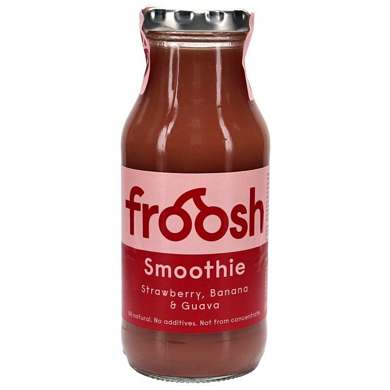 Smoothie Jordgubb & Banan - 60% rabatt