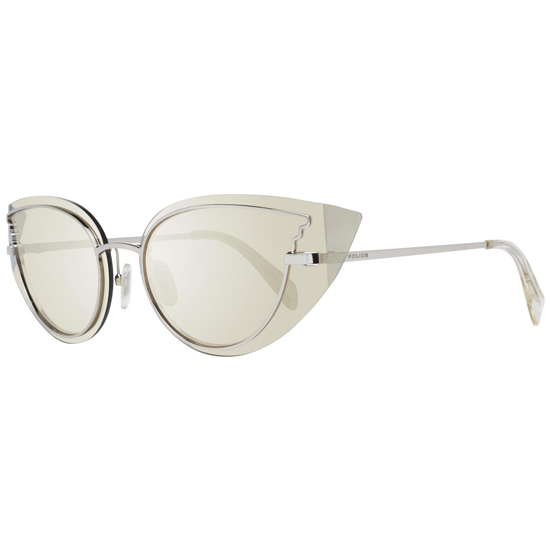 Police Women's Sunglasses Gold PL939 63594G