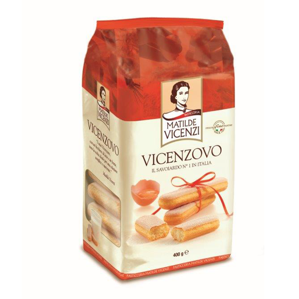 Lady Finger 400g by Vincenzovo