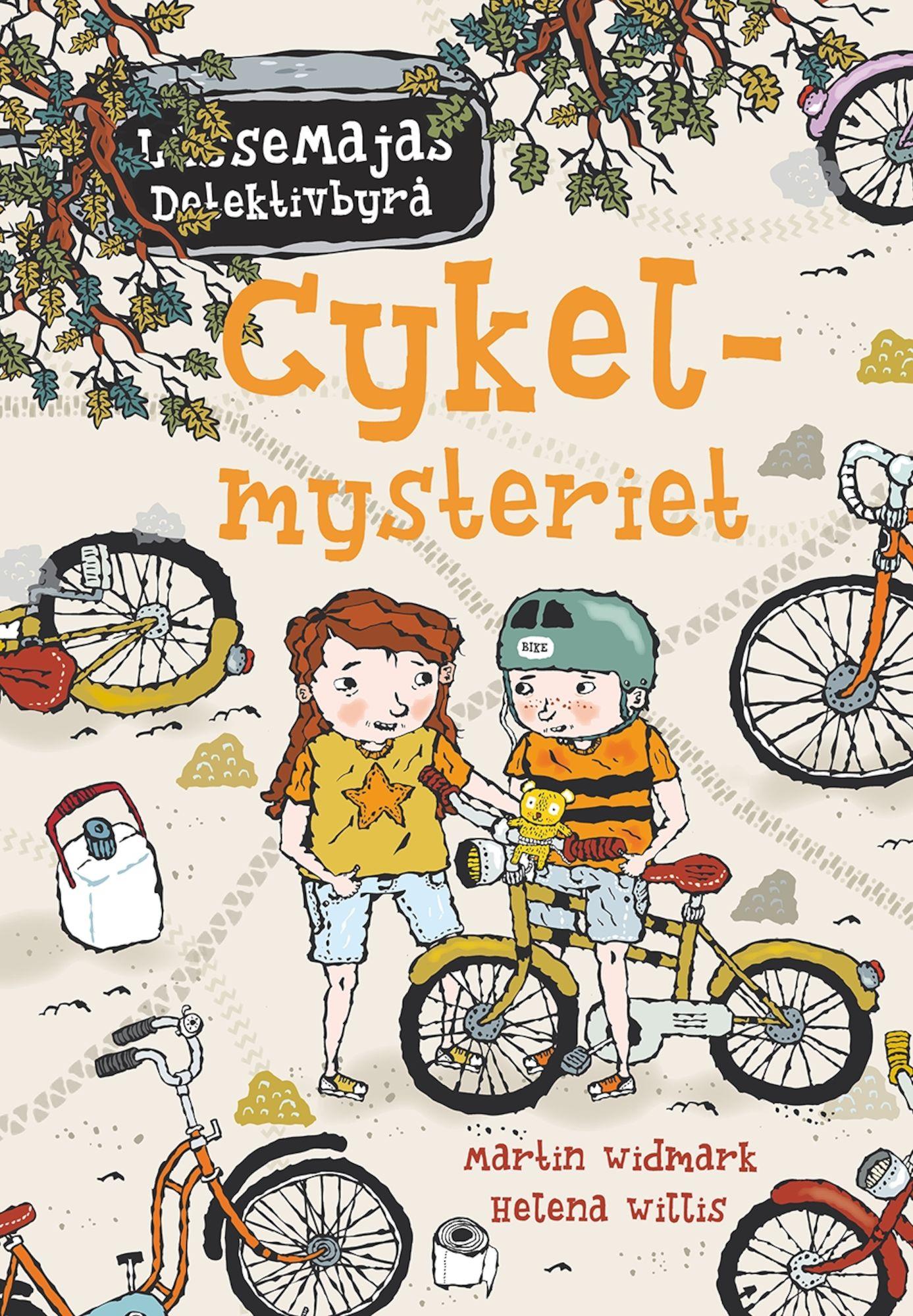 Bonnier Bok Cykelmysteriet