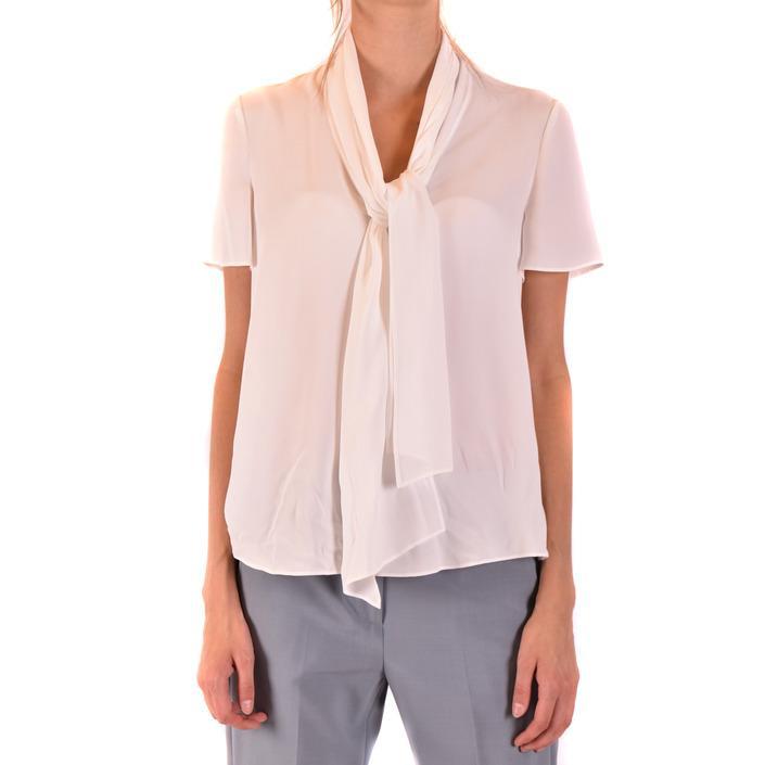 Emporio Armani - Emporio Armani Women Shirt - white 38