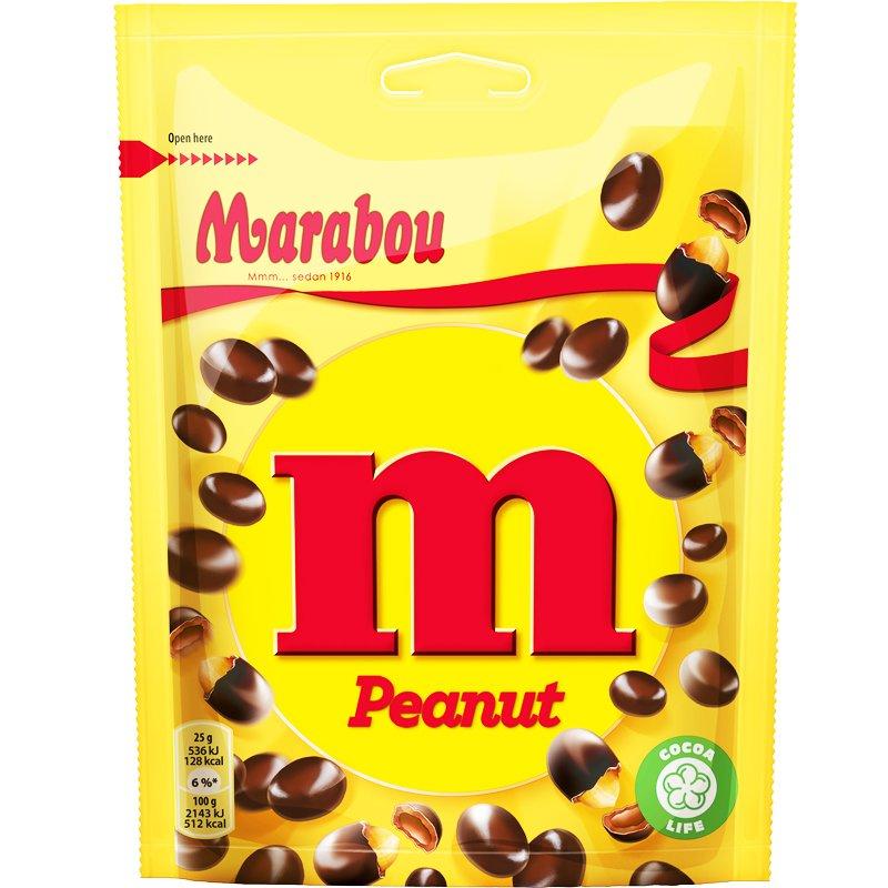 Makeispussi peanut 200g - 45% alennus