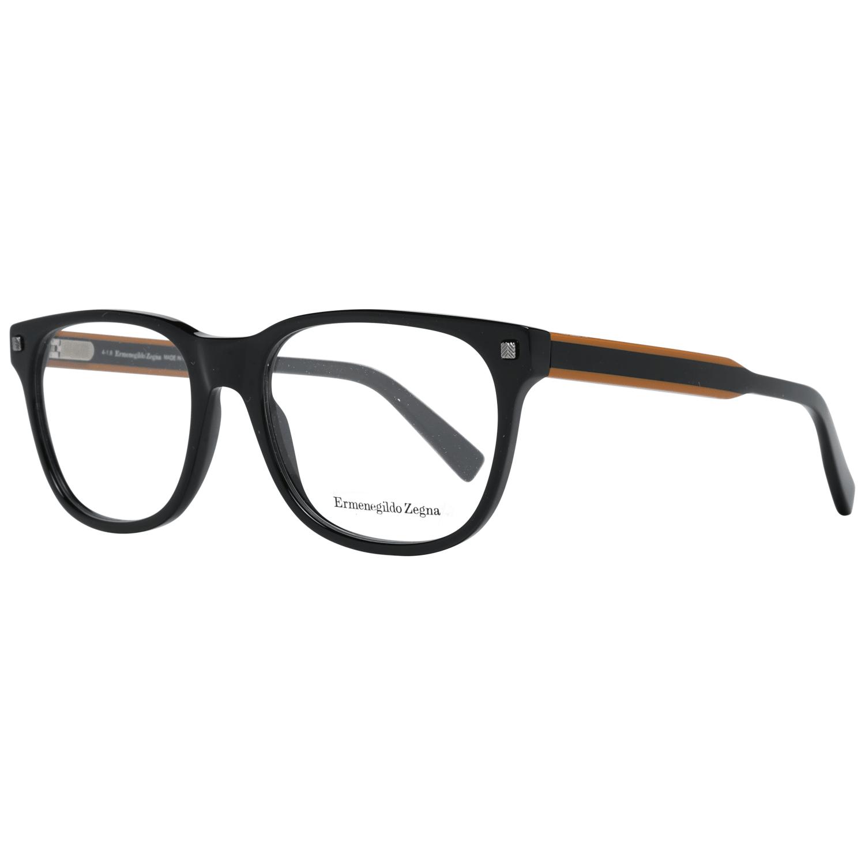 Ermenegildo Zegna Men's Optical Frames Eyewear Black EZ5120 54001