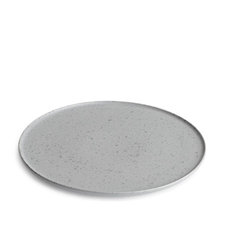 Ombria tallerken Grå Ø 27 cm