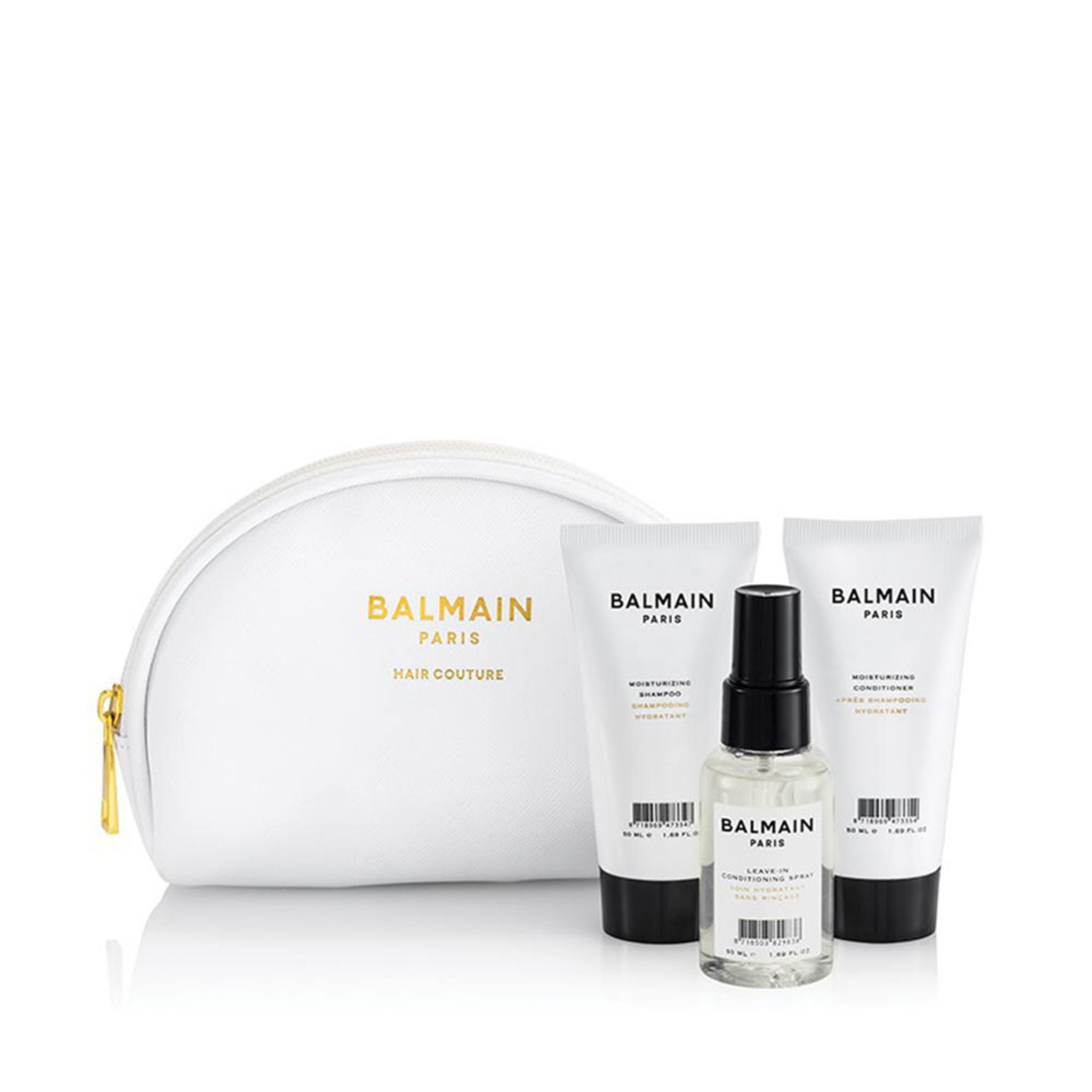 Cosmetic Bag White - Care